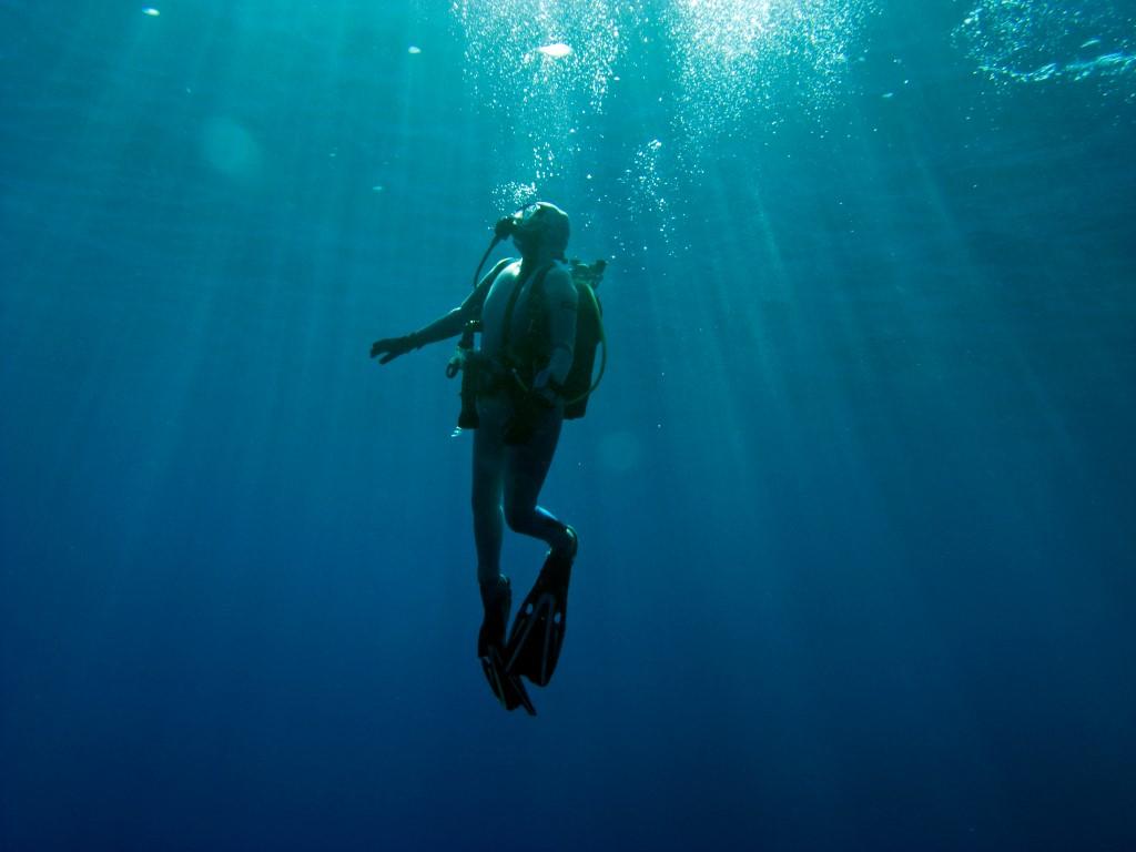 Deep Diving VDST SSI Specialty