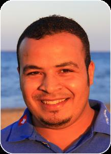 Mahmoud- Fahrer / Mitarbeiter