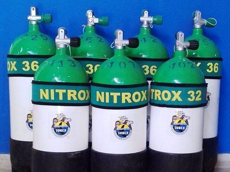 NITROX Flaschen