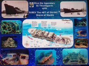 Thistlegorm wreck diving Sharm El Sheikh