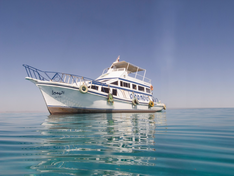 Tauchboot Hurghada