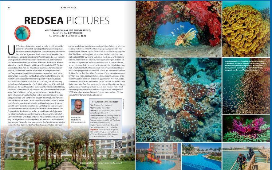 Red Sea Pictures Herbert Frei