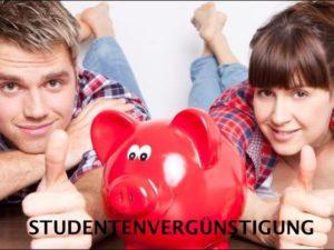 Angebote Studenten tauchen