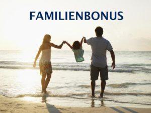 Familienangebot Tauchen